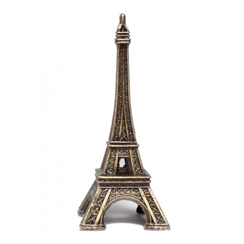 Tour Eiffel métal 5 cm Made in France