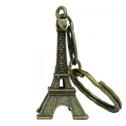 Porte-clé Tour Eiffel 3D