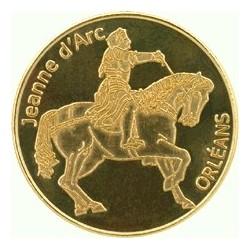 Jeanne d'Arc - Orléans