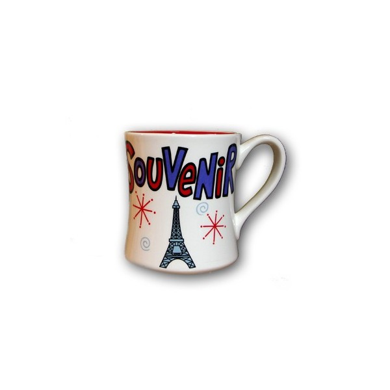 Mug Souvenir Tour Eiffel
