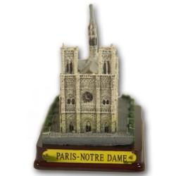 Notre Dame en résine - Mini