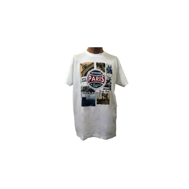 T-shirt authentique