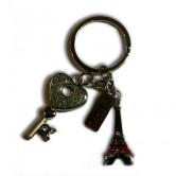 Porte-clé Clé-Cœur