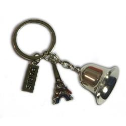 Porte clés Cloches